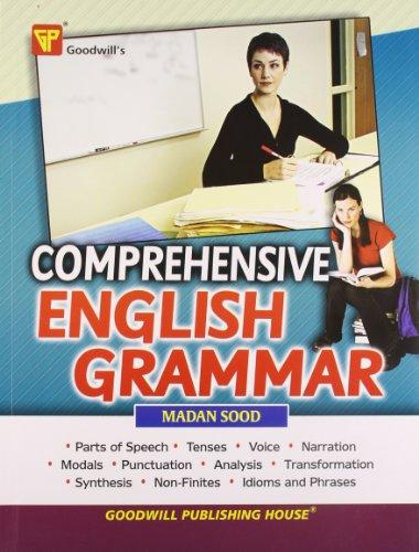 Comprehensive English Grammar: Sood Madan