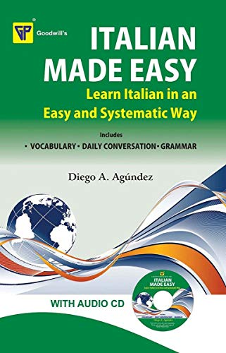 9788172454685: Italian Made Easy with Audio CD