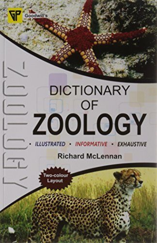 Dictionary of Zoology: Richard McLennan