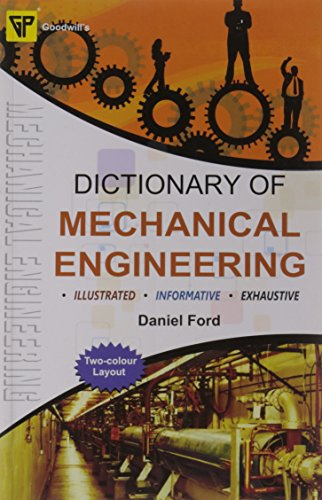 9788172455095: Dictionary of Mechanical Engineering