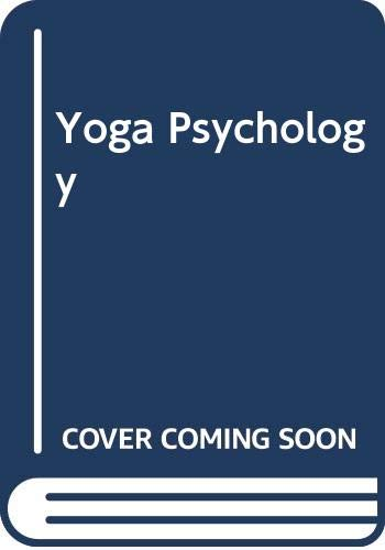 Yoga Psychology: Shrii Prabhat Ranjan