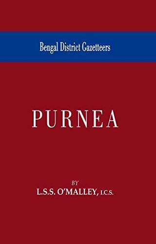 Bengal District Gazetteer: Purnea: L.S.S. O? Malley