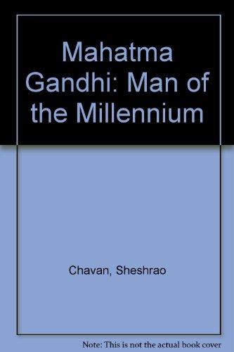 9788172732400: Mahatma Gandhi: Man of the Millennium