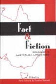 Fact and Fiction : Readings in Australian Literature: Amit Sarwal and Reema Sarwal