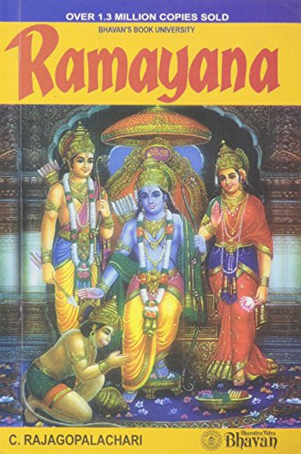 9788172763657: Ramayana