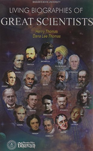 Living Biographies of Great Scientists: Thomas Dana Lee