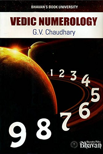 9788172765378: Vedic Numerology (A Treatise on Hindu Astronomy)