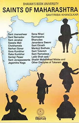 Saints of Maharashtra Paperback: Savitribai Khanolkar