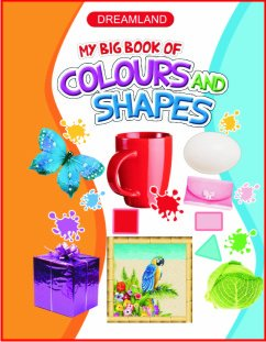 9788173010927: DREAMLAND MY BIG BOOK OF COLOURS & SHAPES