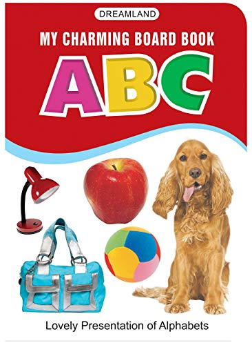 ABC (My Pretty Board Book): Aman Chawla