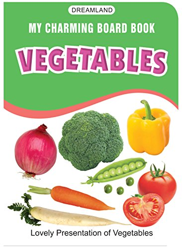9788173019982: Vegetables (My Little Book of)