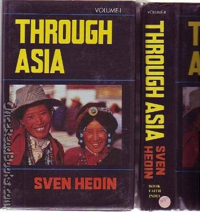 9788173030079: Through Asia