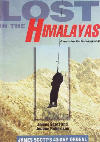 9788173030307: Lost in the Himalayas