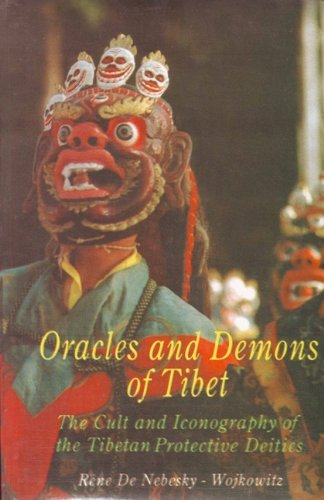 9788173030390: Oracles and Demons of Tibet: The Cult and Iconography of the Tibetan Protective Deities