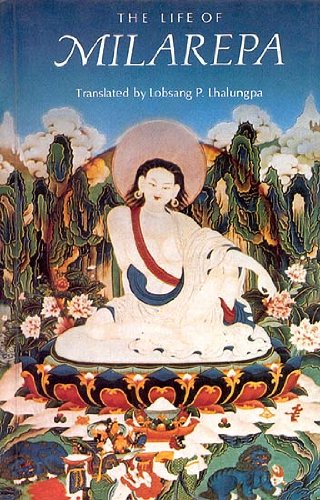9788173030468: The Life of Milarepa