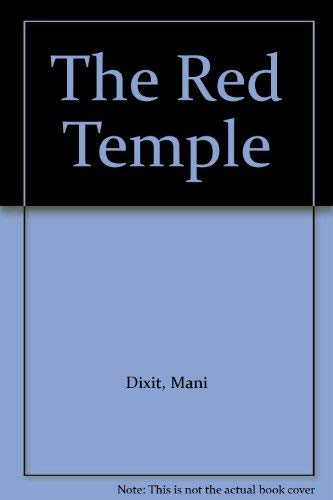 9788173030536: The Red Temple