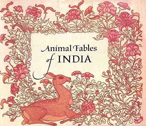 9788173031304: Animal Fables of India: Narayana's Hitopadesha, or Friendly Counsel
