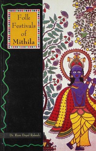 9788173031571: Folk Festival of Mithila