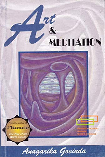 9788173031663: Art and Meditation