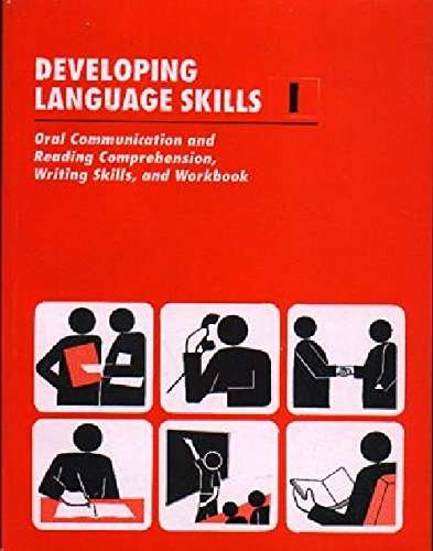 Developing Language Skills 1: Oral Communication and: S.C. Sood, M.