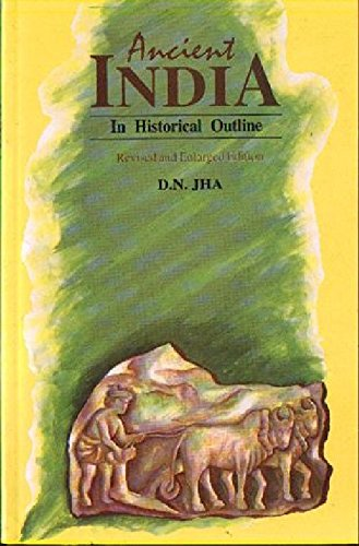 9788173042850: Ancient India in Historical Outline