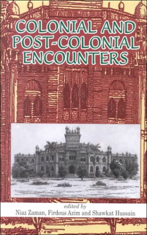 9788173043475: Colonial and Post-Colonial Encounters