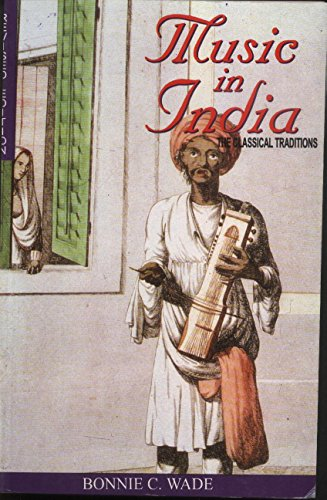 9788173043956: Music in India: The Classical Traditions