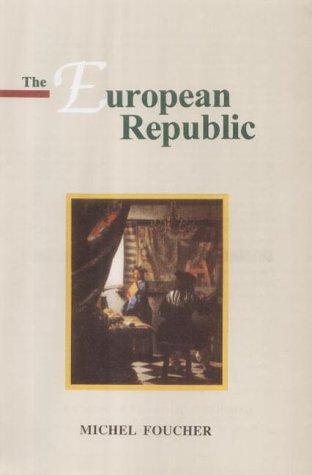 9788173044304: The European Republic
