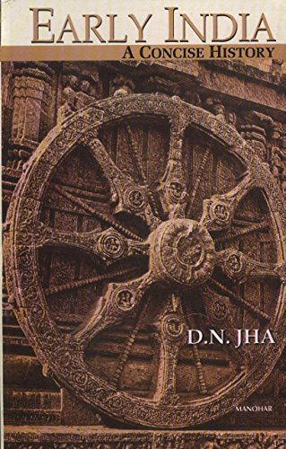 Early India : A Concise History: D N Jha