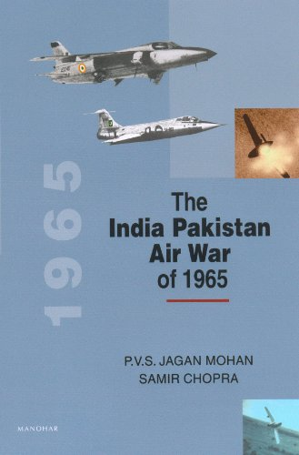 9788173046414: The India-Pakistan Air War of 1965