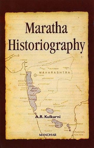 Maratha Historiography: A.R. Kulkarni