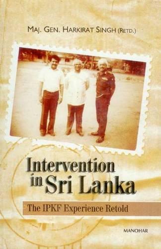 Intervention in Sri Lanka: Singh, Harkirat