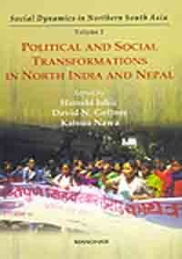 Political and Social Transformations in North India: Hiroshi Ishii, David