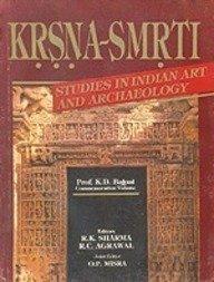 KRSNA SMRITI : Studies in Indian Art: R.K. Sharma &