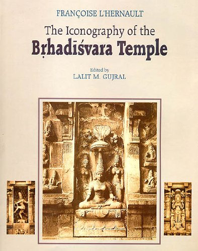 9788173052200: The Iconography of the Brhadisvara Temple