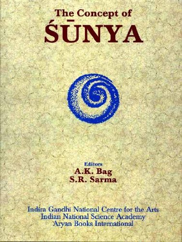 9788173052408: The Concept of Sunya (Indira Gandhi National Centre for the Arts)
