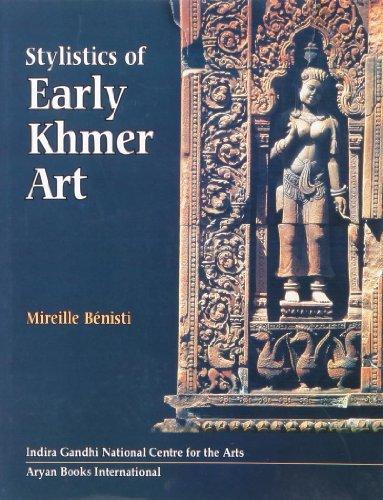 9788173052569: Stylistics of Early Khmer Art (2 Vol)