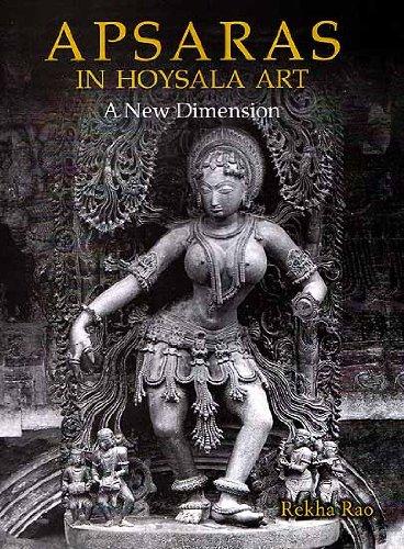 Apsaras in Hoysala Art: Rao Rekha
