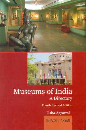 9788173054358: Directory of Museums in India