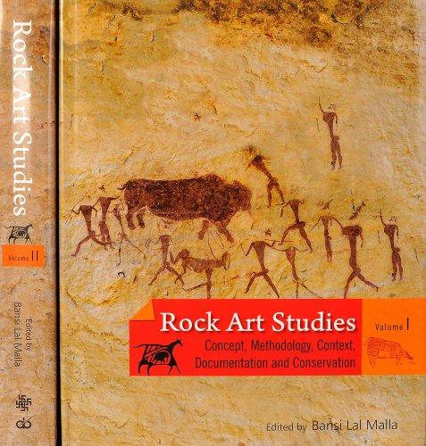 Rock Art Studies, 2 Vols (Vol. I: Concepts, Methodology, Context, Documentation and Conservation &...