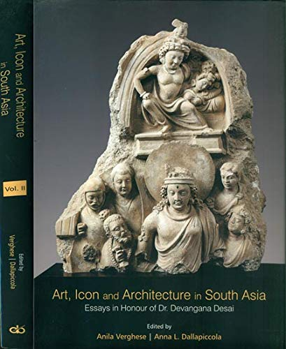Art, Icon and Architecture in South Asia: Anila Verghese &