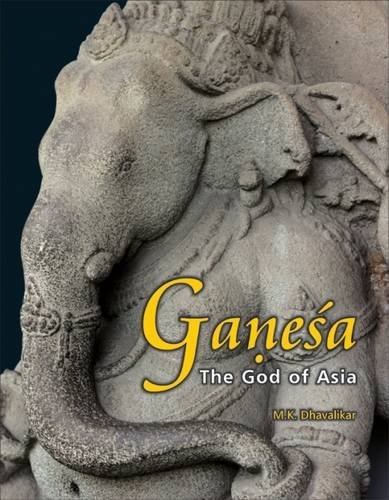 9788173055553: Ganesa: The God of Asia