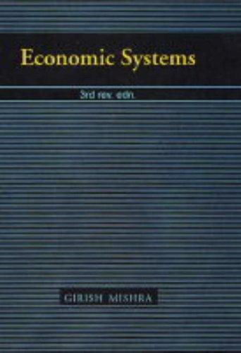 Economic Systems: Girish Mishra