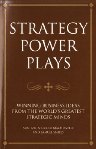 Strategy Power Plays: Tim Phillips,Karen McCreadie,Steve Shipside