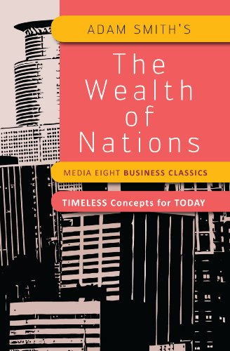 9788173142581: The Wealth of Nations,Media Eight