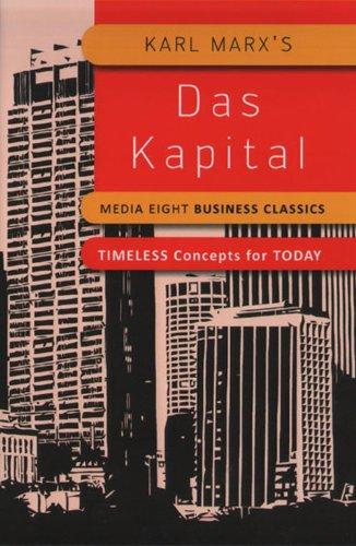 9788173142598: Das Kapital (Media Eight)