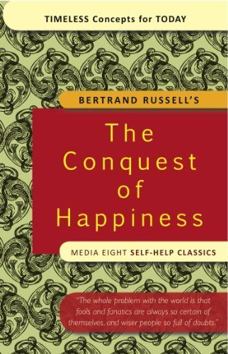 9788173143120: The Conquest of Happiness