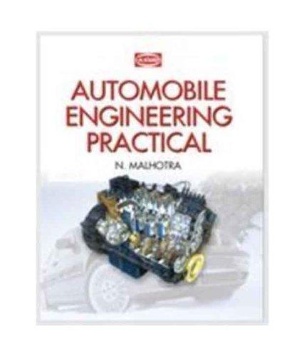9788173174773: Automobile Engineering Practical