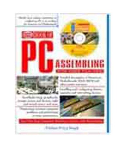 9788173175992: Book Of Pc Assembling (With Video Film Vcd)