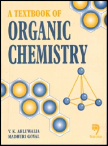 9788173191596: A Textbook of Organic Chemistry